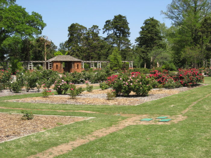 8 Amazing Hidden Gardens In Oklahoma