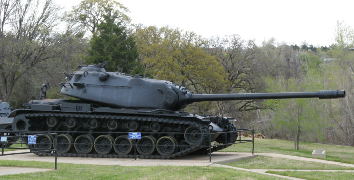 7. 45th Infantry Division Museum, Oklahoma City