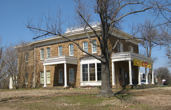 8. Five Civilized Tribes Museum, Muskogee