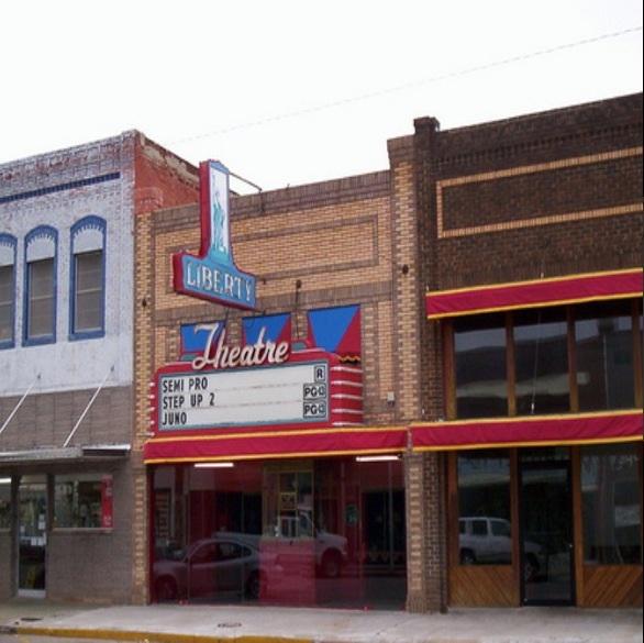 3. Liberty Theater, Carnegie