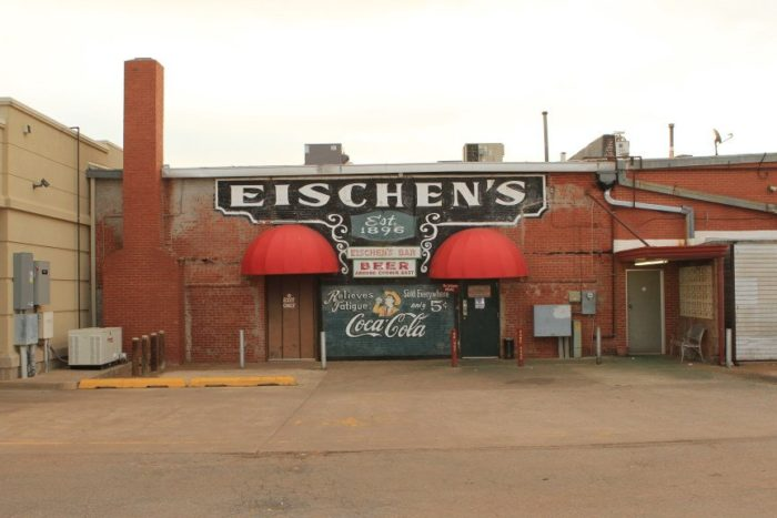 10. Eischen's Bar, Okarche