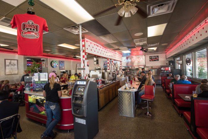 8. Tally's Good Food Cafe, Tulsa