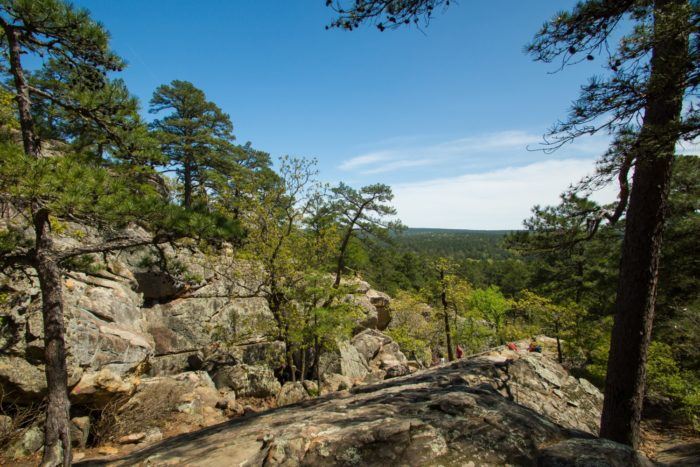 10. Robbers Cave State Park, Wilburton