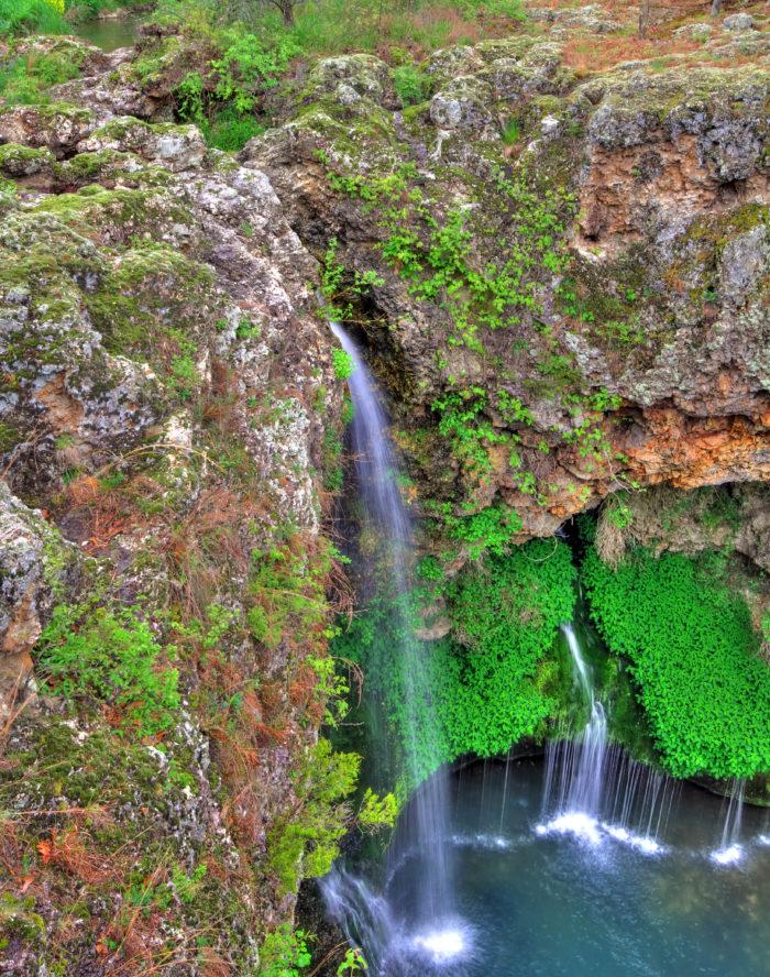 2. Natural Falls, W. Siloam Springs