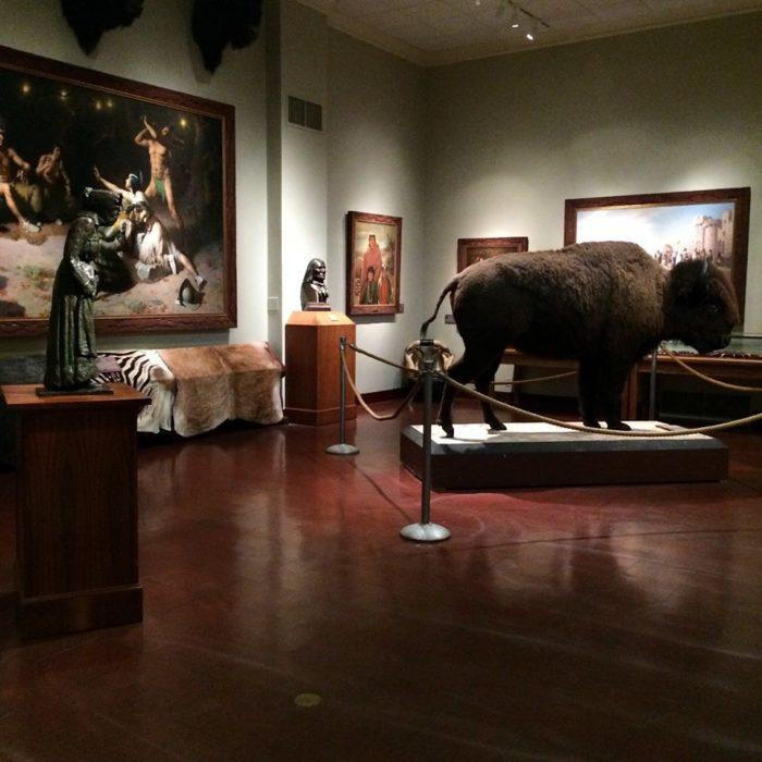 7. Woolaroc Museum & Wildlife Preserve, Bartlesville