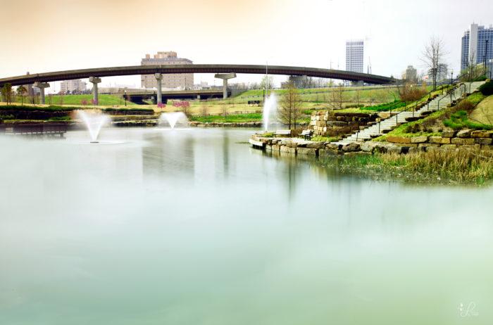 2. Centennial Park, Tulsa