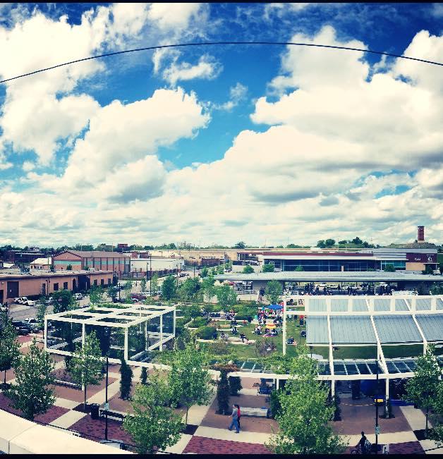 9. Guthrie Green, Tulsa