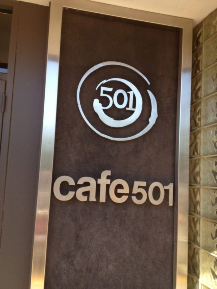 6. Cafe 501, Edmond & Oklahoma City