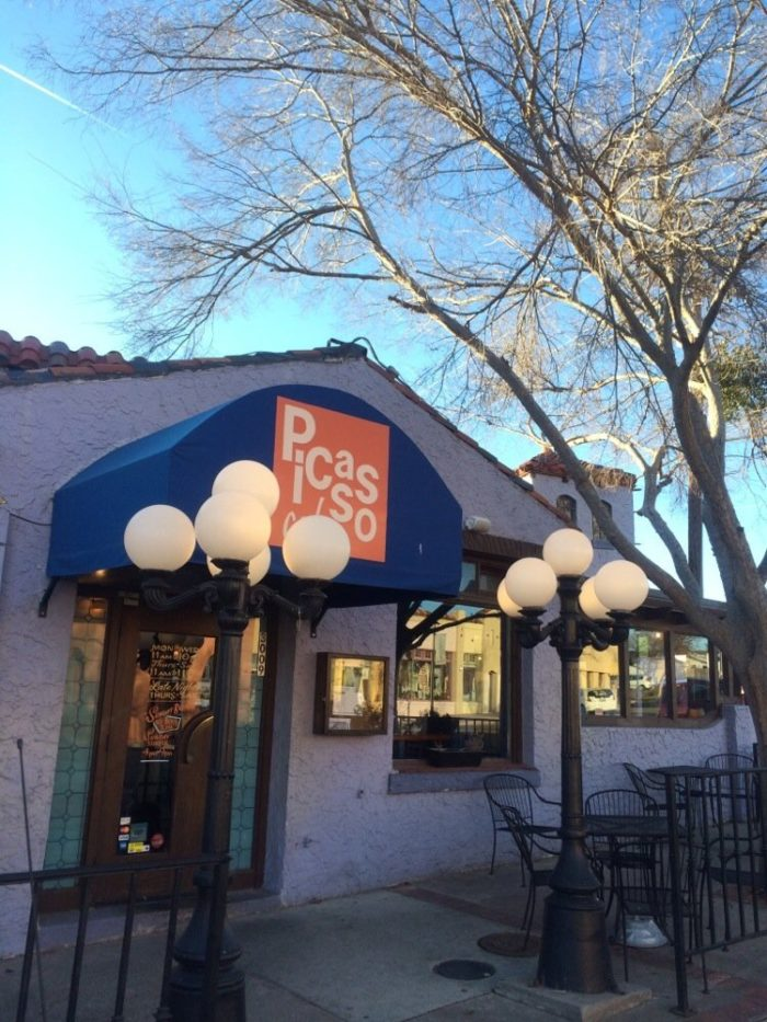3. Picasso Cafe, Oklahoma City