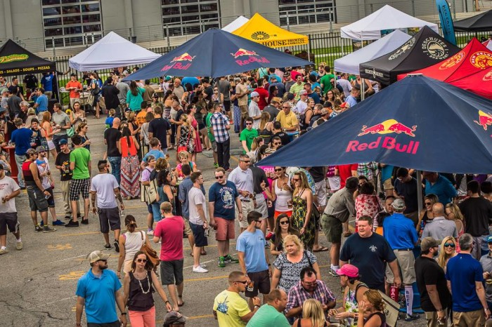 13. Beer and Bacon Festival, Omaha