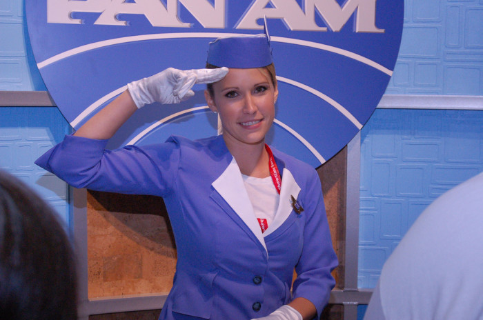2. The dissappearance of Pan Am Clipper Romance of the Skies
