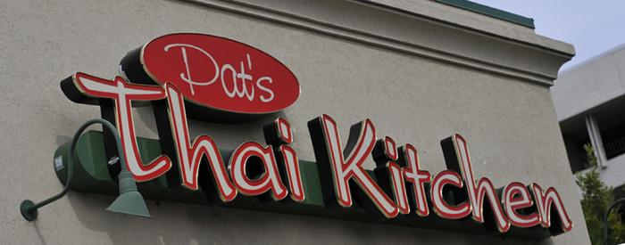 3. Pat's Thai Kitchen
