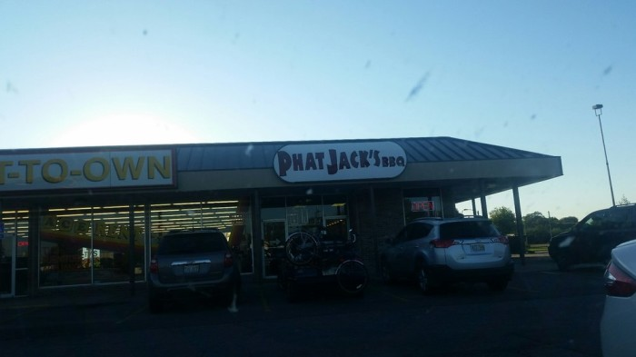 12. Phat Jack's BBQ, Lincoln