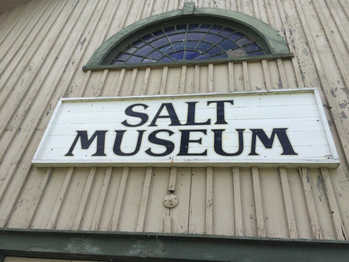 2. Salt Museum, Liverpool