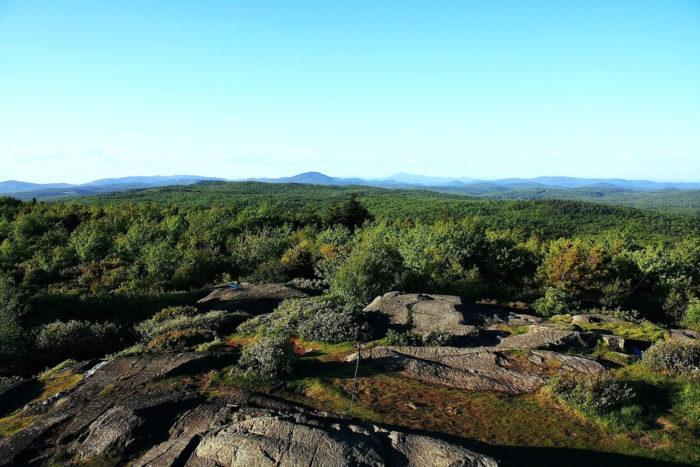 9. Pitcher Mountain, Stoddard