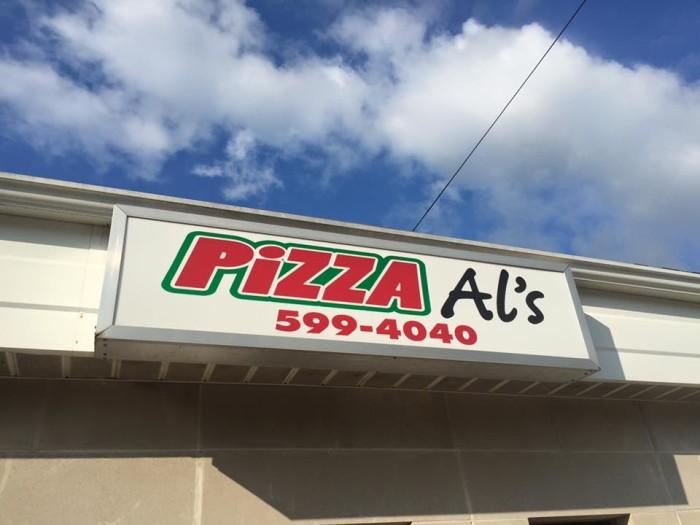 2. Pizza Al's, Morgantown