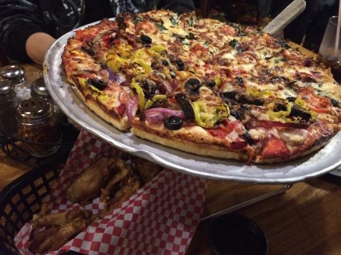 pizza bloomington indiana