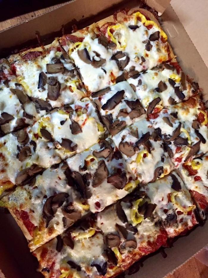 pizza express food