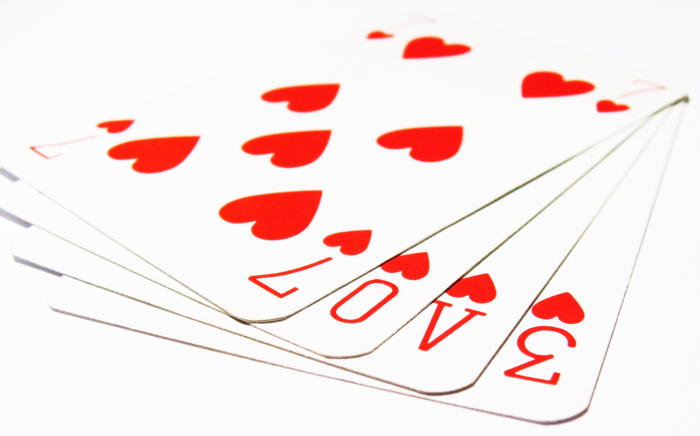 7. Playing Cards