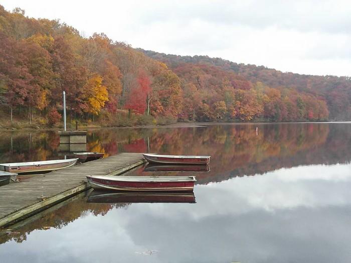 6. Plum Orchard Lake