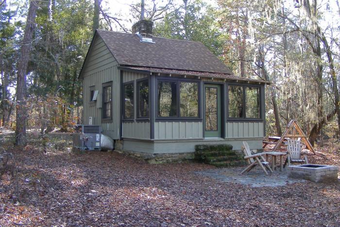 6. Poinsett State Park - 6660 Poinsett Park Rd, Wedgefield, SC 29168