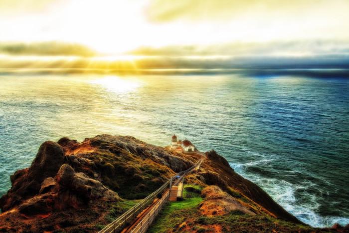 12. Point Reyes Lighthouse