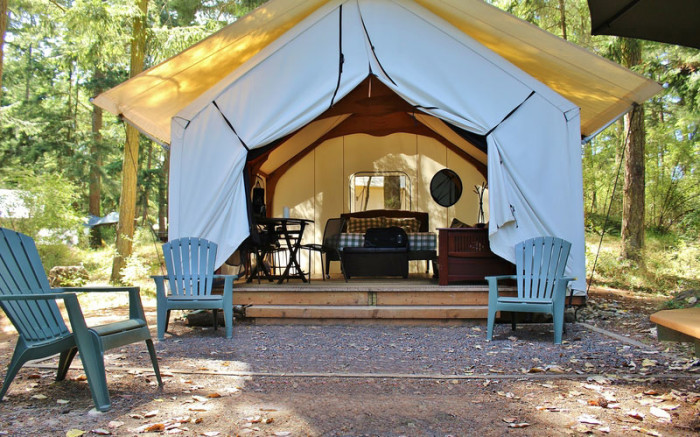 5 Luxury Glampgrounds In Utah