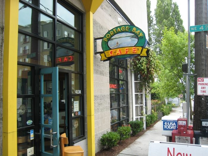 3. Portage Bay Cafe, Seattle