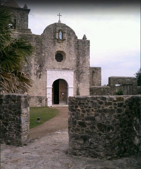 5. Quarters at Presidio La Bahia