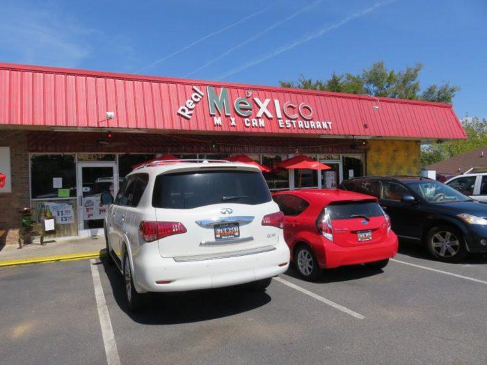 5. Real Mexico Restaurant Y Tienda, Columbia
