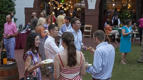 10. Taste Of The New South, Pinehurst, September