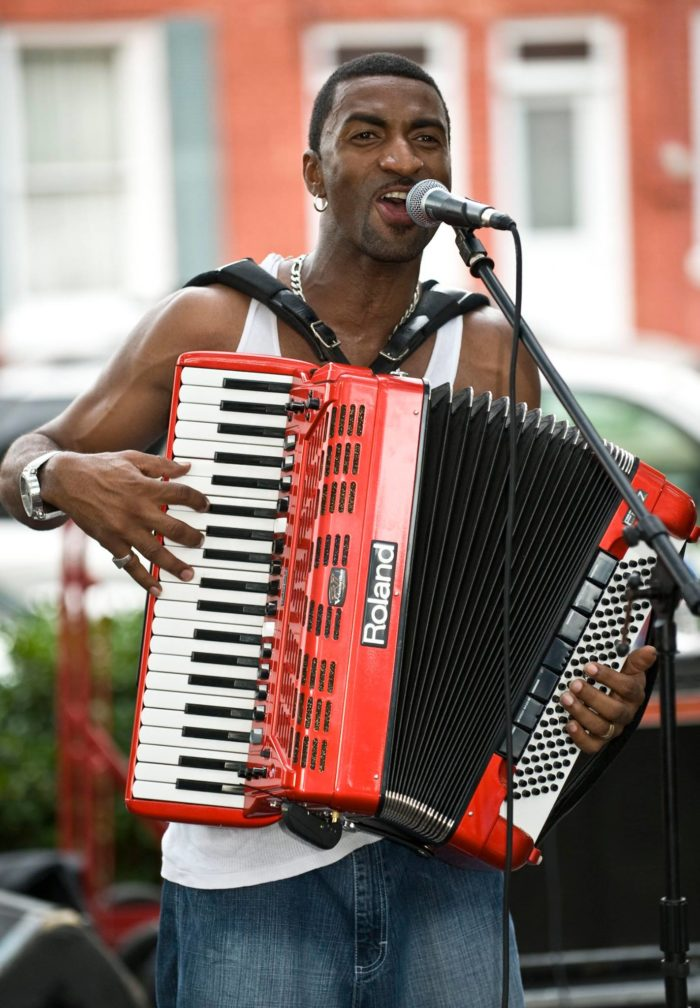 Opelousas is also known as the Zydeco Music Capital of the world. Zydeco is a unique style of southern Louisiana music that usually involves an accordion, a washboard, and occasionally a fiddle.