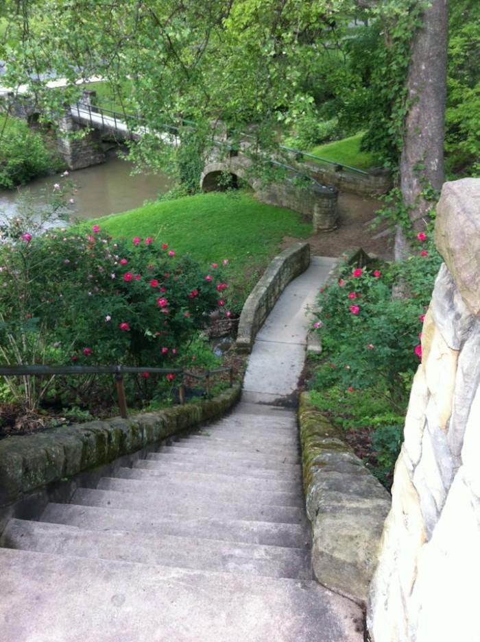 5. Ritter Park, Huntington