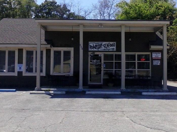 1. Roadside Seafood in Charleston. (807 Folly Road)