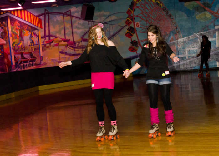 6. Roller Skating