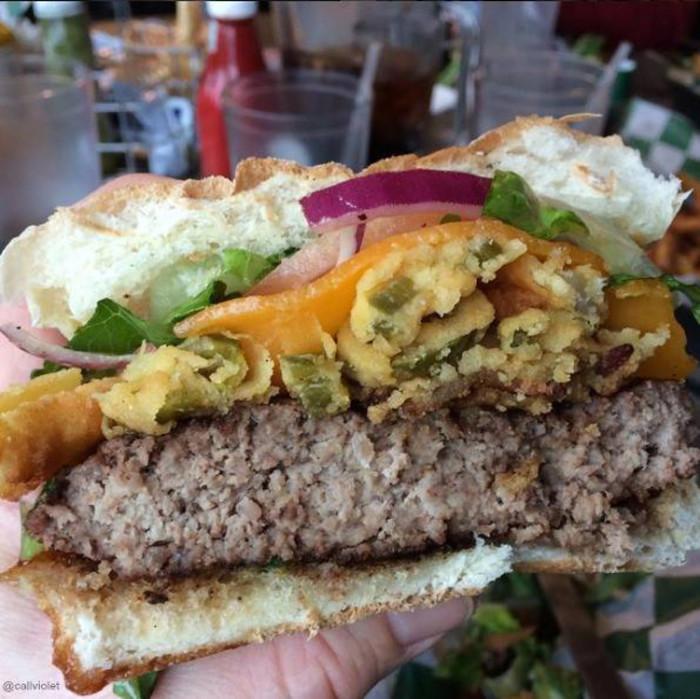 rollie burger edit