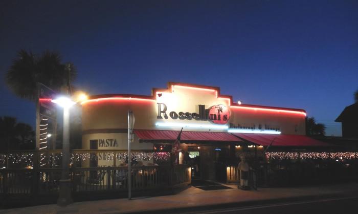 11. Rossellini's, Daytona Beach