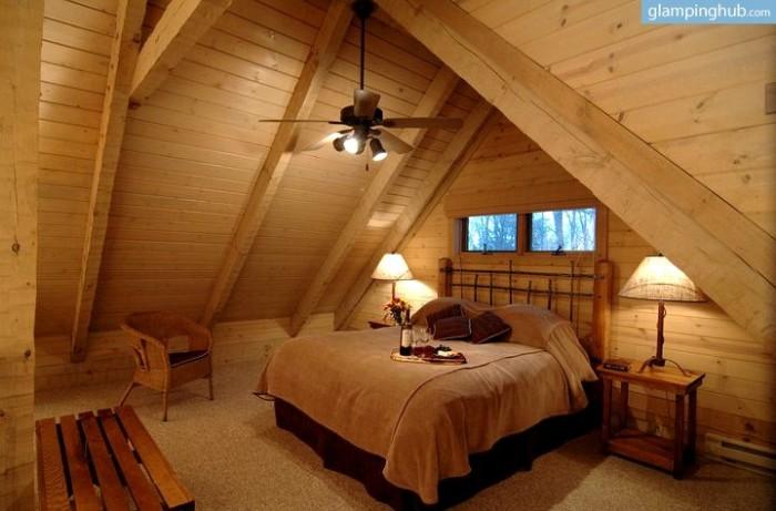 4. Elite Luxury Cabins, Frostburg