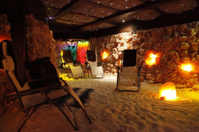 3. Asheville Salt Cave, North Carolina