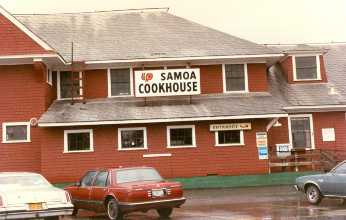 7. Samoa Cookhouse, Samoa