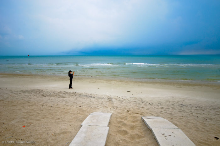 6. A place where you can spread out on the sandy beaches.