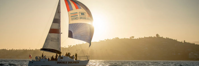 8. A sunset cruise on the Double Dolphin in Santa Barbara will make you believe in magic again. Seriously, it's that amazing.
