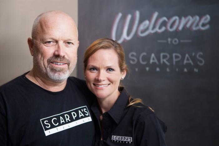 12. Scarpa's Italian Restaurant, Lakeland