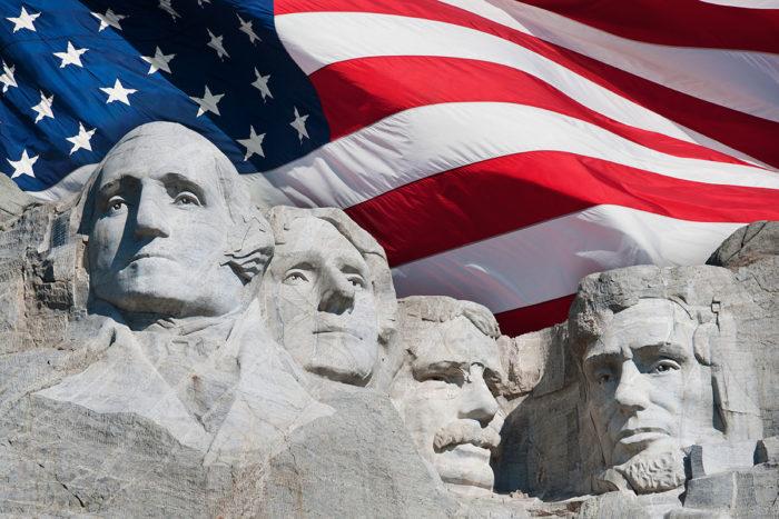 1. Mount Rushmore National Memorial