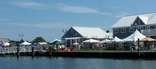 14. Indian River Marina Seafood and Arts Festival