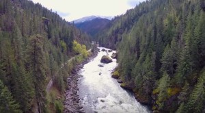 This Bird's Eye View Of Central Idaho Will Take Your Breath Away