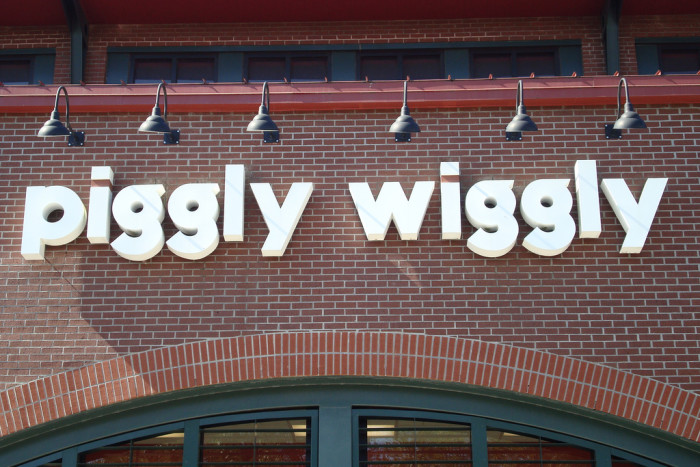 2. Get your groceries from the local Piggly Wiggly.