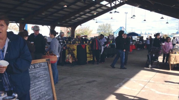 7. Shreveport Farmers Market