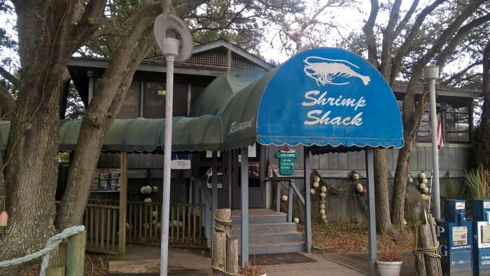 shrimp shack ext