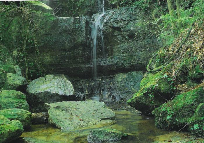 Explore Sicily Island Waterfalls.